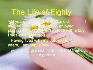The Life of Eighty