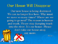 WhyOur House Will Disappear