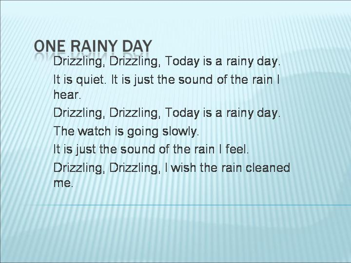 Long and Short Essay on Rainy Season in English